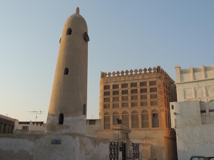 طريق اللؤلؤ - بيت ومسجد سيادي