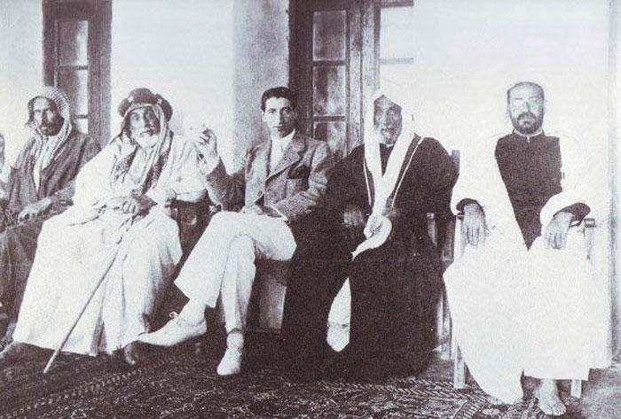 طريق اللؤلؤ - الصائغ الفرنسي جاك كارتييه في البحرين أثناء رحلته إلى منطقة الخليج بحثاً عن اللآلئ النادرة (عام 1911)