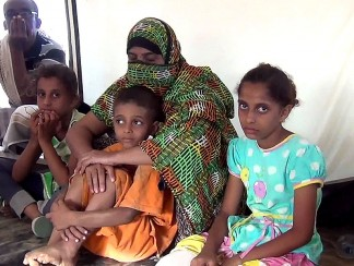 تعرّفوا على ظروف عيش اللاجئين اليمنيين في مخيم أبخ في جيبوتي