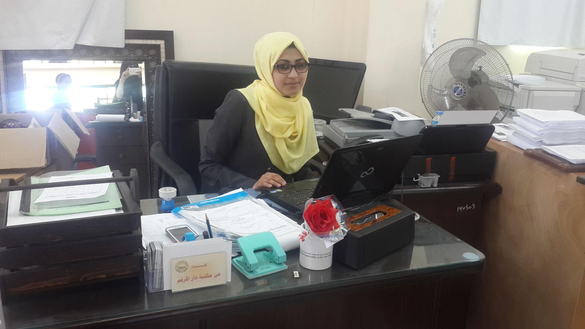 برنامج إرادة قصص نجاح لذوي الاحتياجات الخاصة في غزة - صورة 2