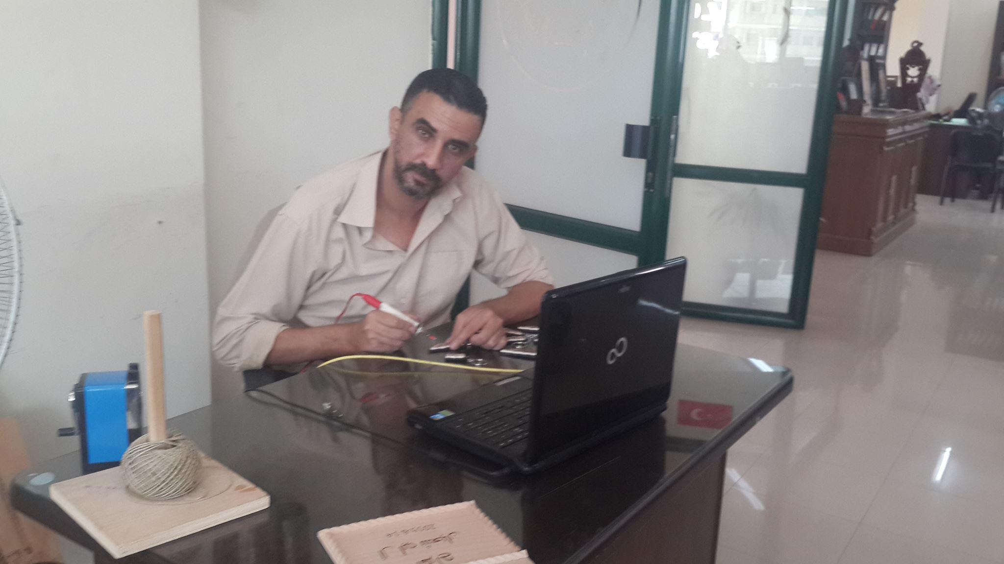 برنامج إرادة قصص نجاح لذوي الاحتياجات الخاصة في غزة - صورة 3