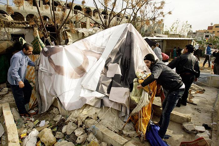 فلسطينيو سوريا في لبنان