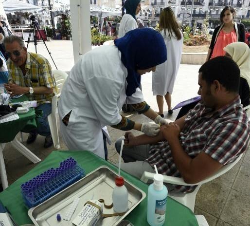 الإيدز في الجزائر .. أن تكوني مصابة بالإيدز في الجزائر