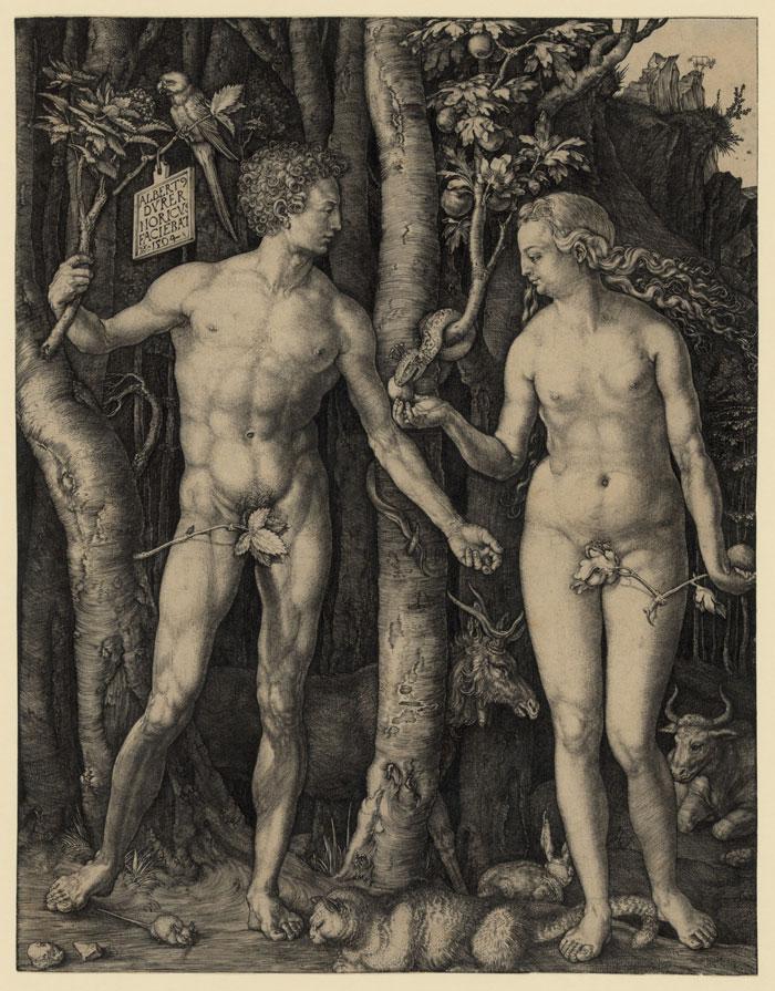 التفاحة في الأساطير الشعبية - التفاحة في الميثولوجيا المسيحية