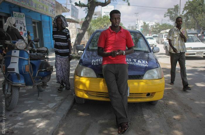مدينة مقديشو الصومالية - جولة في شوارع مقديشو - صورة 3