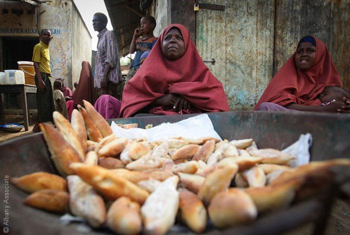 مدينة مقديشو الصومالية - جولة في شوارع مقديشو - صورة 1