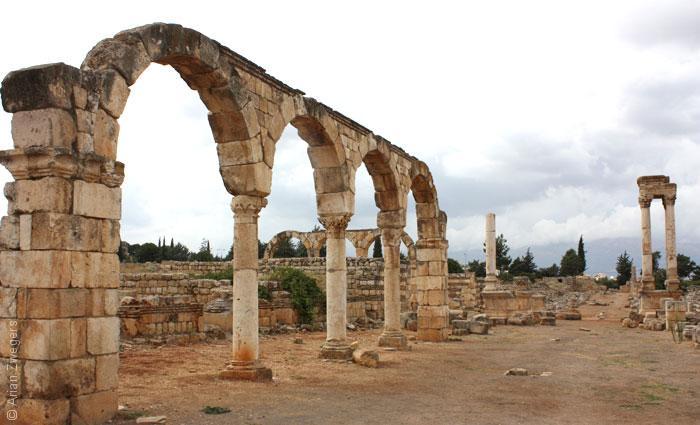 أهم المعالم الأثرية العربية المكتشفة عن طريق الصدفة - قلعة عنجر