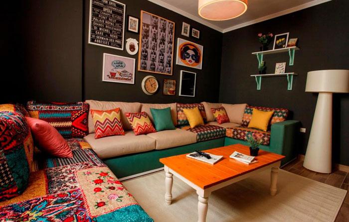 التصميم المعاصر في مصر - محمد بديع