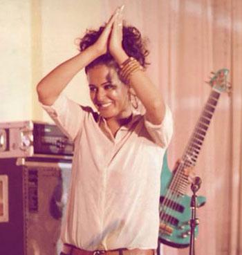 أبرز الفرق الغنائية المصرية المستقلة - دينا الوديدي