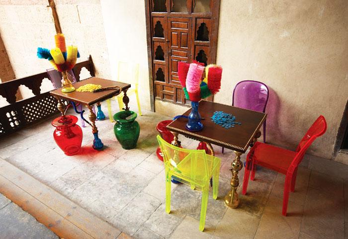 التصميم المعاصر في مصر - دينا شكري