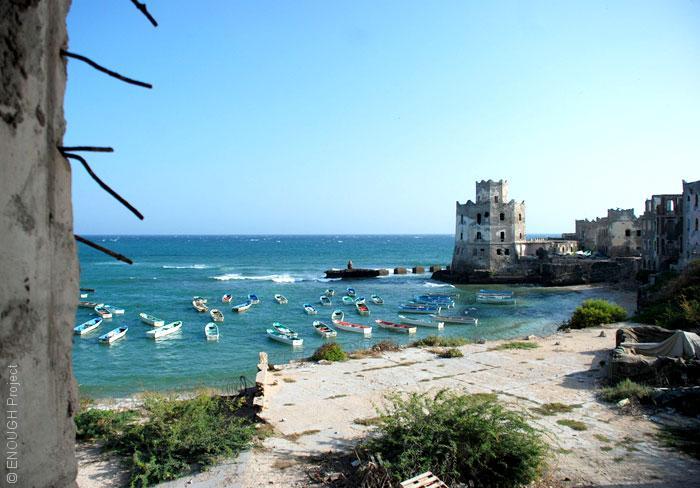 مدينة مقديشو الصومالية - جولة في شوارع مقديشو - صورة 4