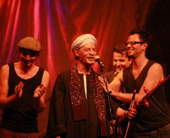 أبرز الفرق الغنائية المصرية المستقلة - مشروع مصري