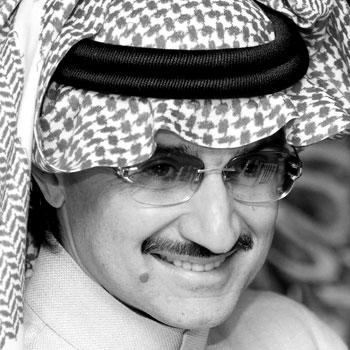 الاثرياء العرب أصحاب الاعمال الخيرية - الأمير الوليد بن طلال