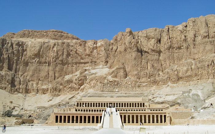 أهم المعالم الأثرية العربية المكتشفة عن طريق الصدفة - الخبيئة الفرعونية