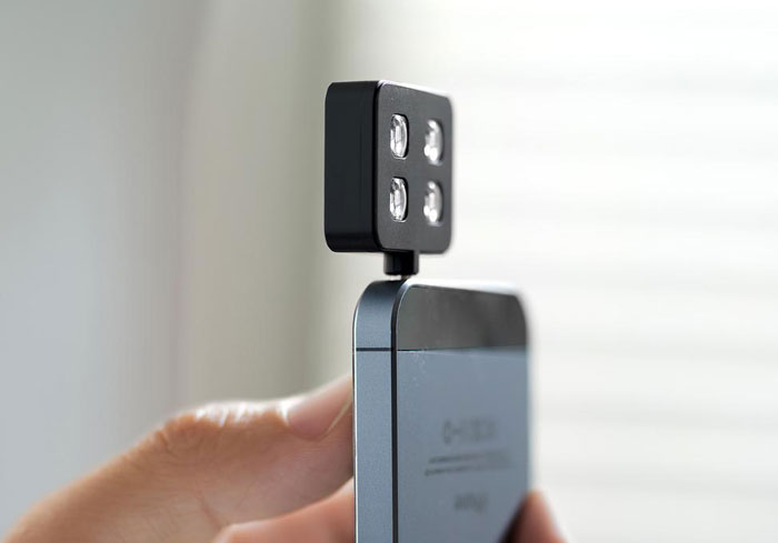 أدوات تحول هاتفكم الذكي إلى كاميرا احترافية - IBLAZR