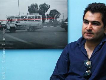 جمال بينجويني: من مخيمات اللاجئين إلى معارض نيويورك