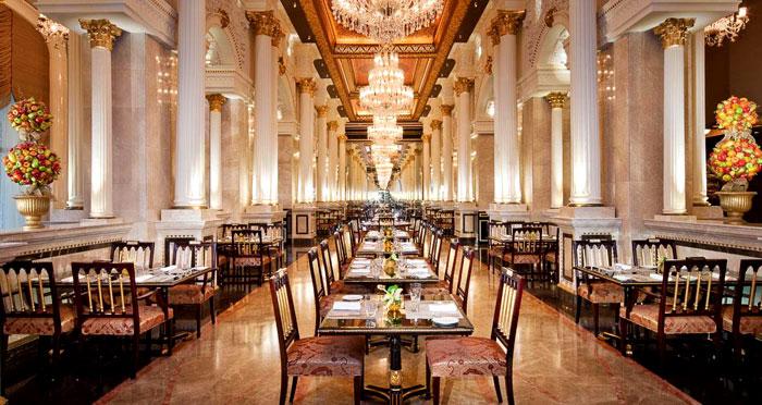 افضل مطاعم دبي في عيد الفطر - مطعم أمبيريوم