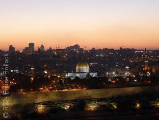 القدس واحدة من أفضل عشر مدن سياحية في العالم