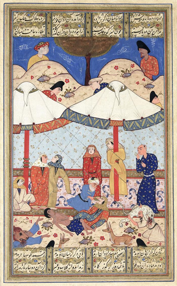 أبرز المعشوقات العربيات - أبرز المعشوقات في التراث العربي - ليلى العامرية