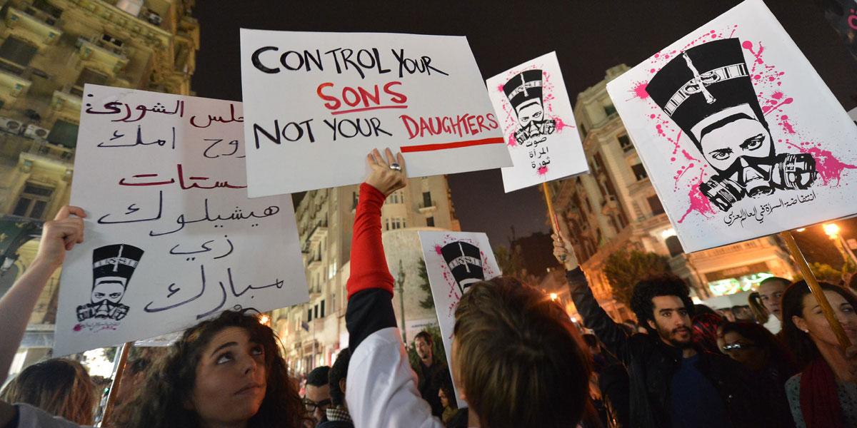 جيل جديد من النسويات المصريات يتحدى المجتمع والدين