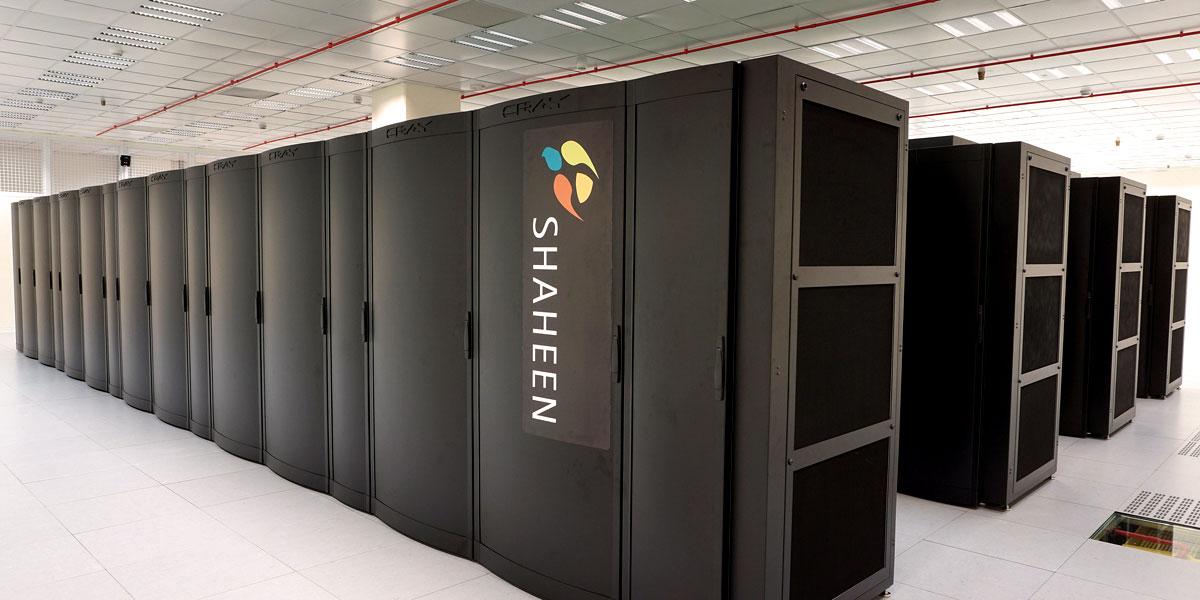 كمبيوتر سعودي بين أقوى 10 أجهزة حاسوب خارقة في العالم