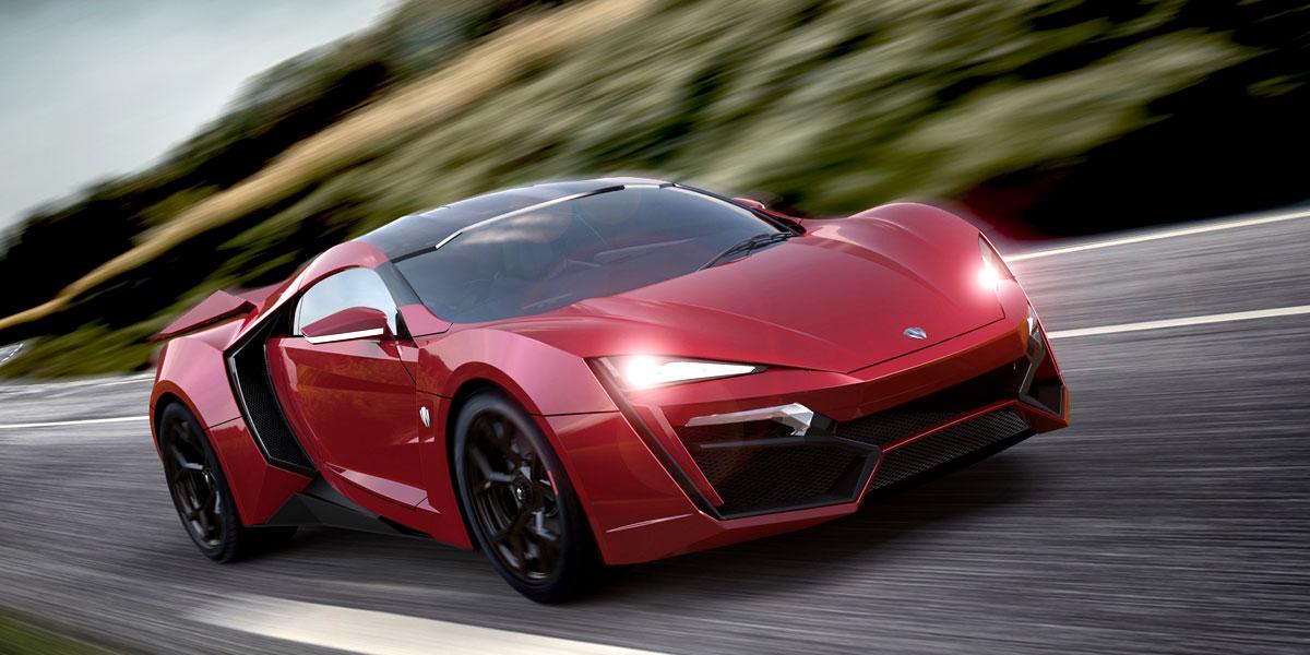 Lykan أول سيارة عربية فائقة السرعة
