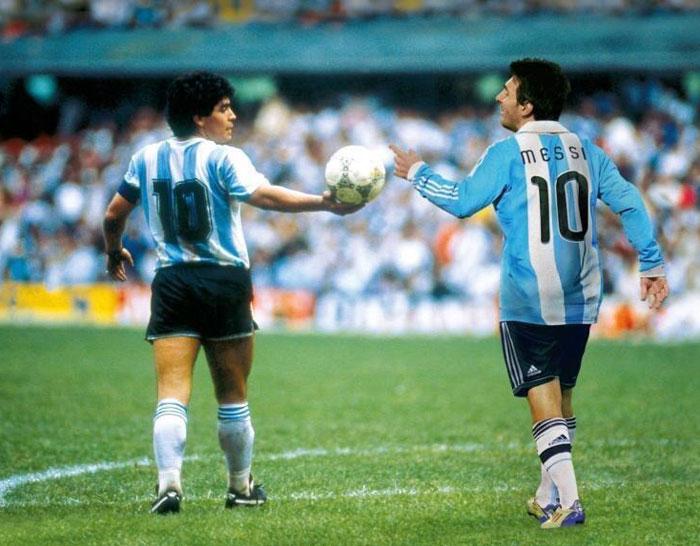 أفضل لاعب في تاريخ كرة القدم - ميسي أم مارادونا
