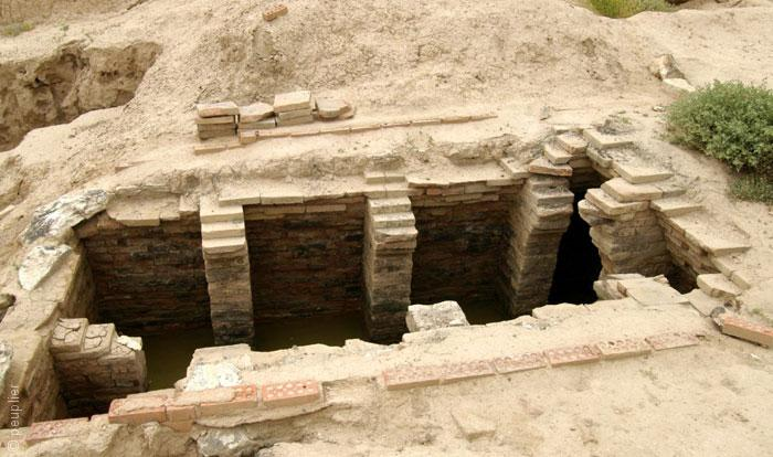 أهم المعالم الأثرية العربية المكتشفة عن طريق الصدفة - مملكة ماري