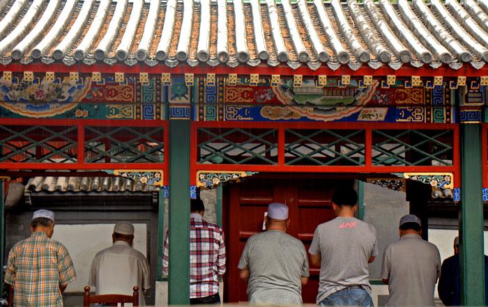المسلمون في الصين - باتشاي أو شهر رمضان في الصين - صورة 1