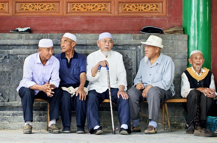 المسلمون في الصين - باتشاي أو شهر رمضان في الصين - صورة 2