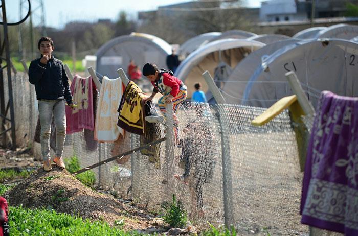 مجموعات ستغير مستقبل سوريا - النازحون والمهجرون