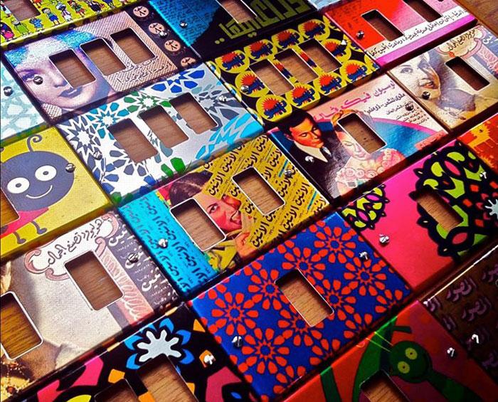 التصميم المعاصر في مصر - شرين عبد الرسول