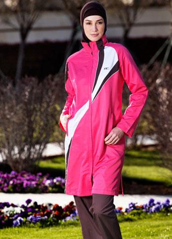 المنتجات الحلال الخاصة بالنساء - الملابس الرياضية