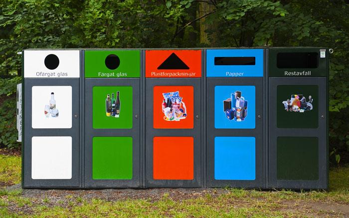 تجارب عالمية ناجحة في التعامل مع النفايات - السويد