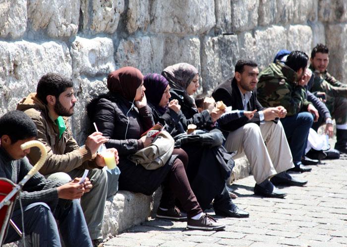 الجامع الأموي في دمشق - رحلة إلى الجامع الأموي في دمشق - سوريوون
