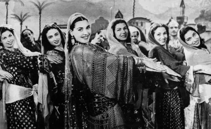 الرقص الشرقي - تحية كاريوكا - 1930