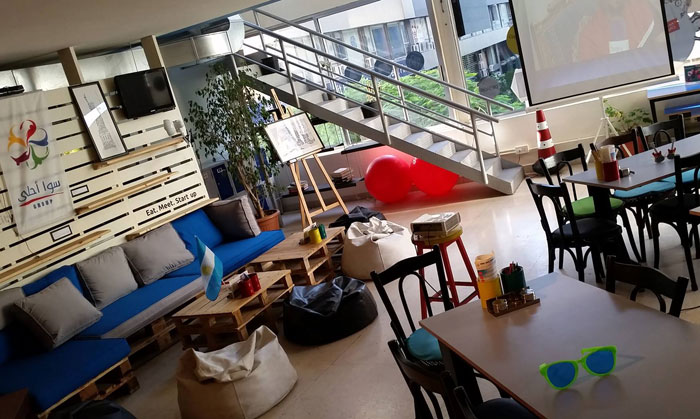 أفضل مساحات العمل المشتركة في بيروت - alt-city
