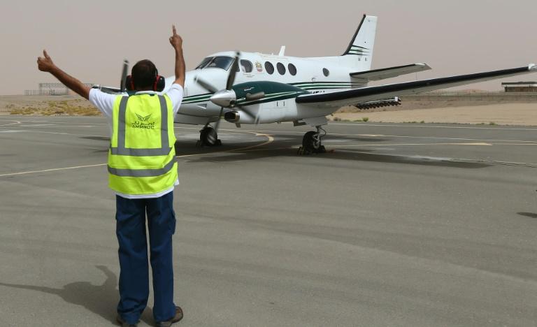 """الإمارات: """"لا نريد أن نضيع قطرة مياه واحدة"""""""