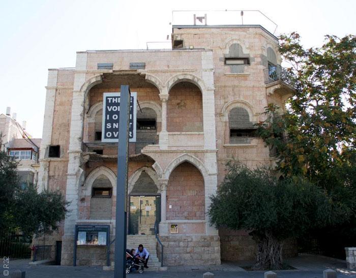 أبرز الأبنية التاريخية في القدس - برامكي1