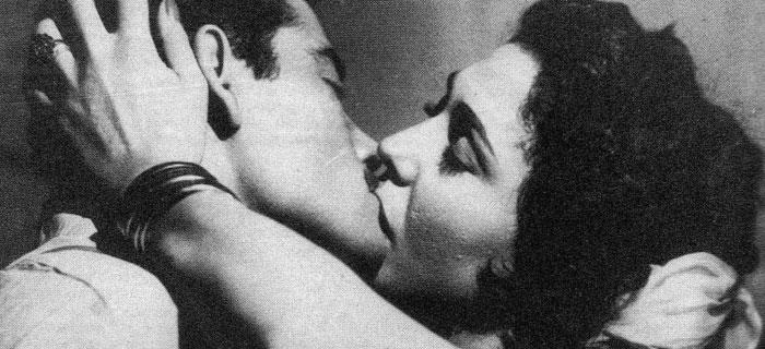 الجنس في السينما العربية - شباب-امرأة