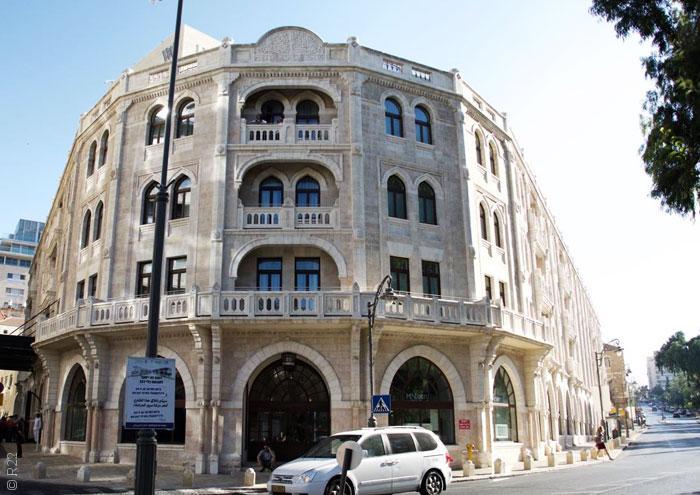 أبرز الأبنية التاريخية في القدس - فندق-بالاس-3