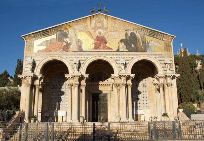 أبرز الأبنية التاريخية في القدس - كنيسة-الجثمانية