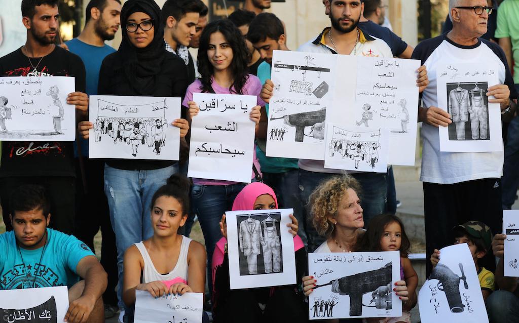 حراك بيروت: من النقاش على الأفكار والمطالب إلى الشخصنة؟