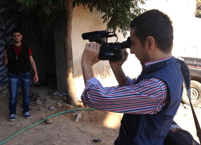 الصحافيون السوريون - صورة 1