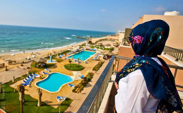 المنتجعات في غزة - صورة 2