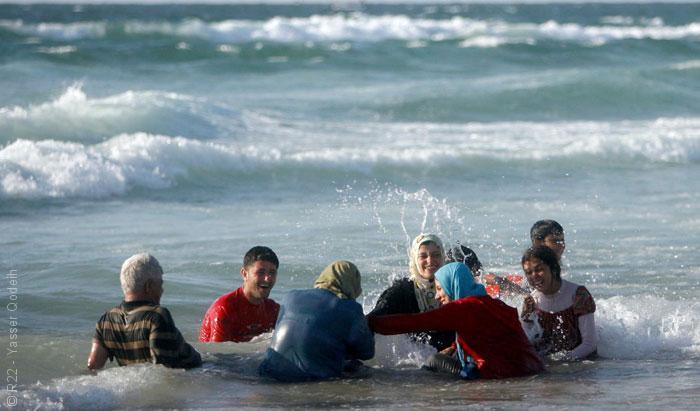 المنتجعات في غزة - صورة 1