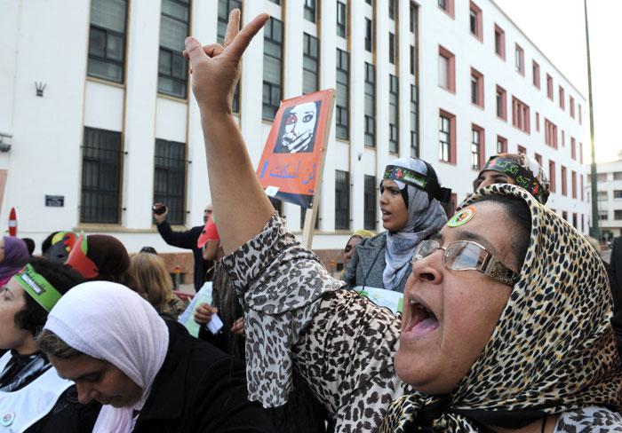 العنف الأسري في العالم العربي - قوانين الحماية من العنف الأسري - المغرب