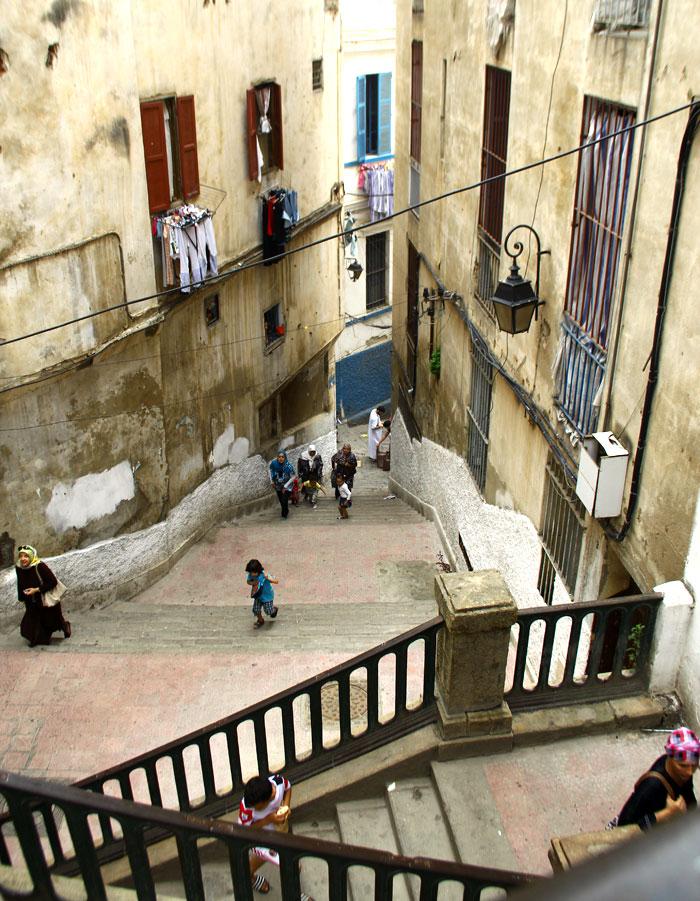 أماكن عليكم زيارتها في الجزائر العاصمة - القصبة