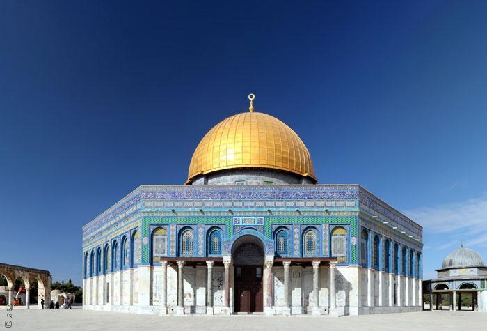 أبرز الأبنية التاريخية في القدس - مسجد قبّة الصخرى