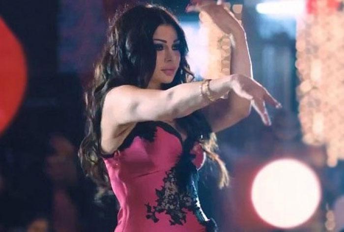 الجنس في السينما العربية - هيفاء وهبة